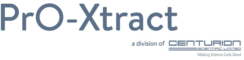 Pro Xtract Centrifuges Logo